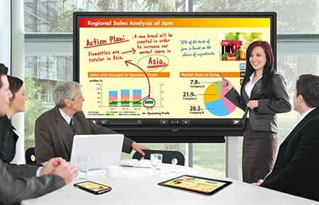 Màn hình tương tác thông minh Newline thiết bị cần thiết cho giáo dục và các doanh nghiệp