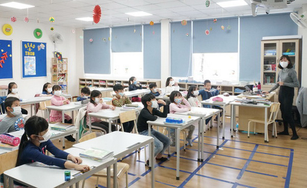 Trường học thông minh trong dịch viêm phổi Vũ Hán
