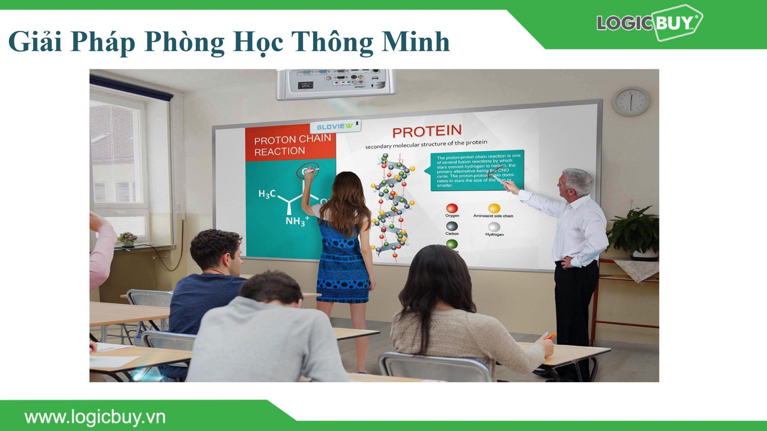 Phòng học tương tác Thông minh LogicBUY 1