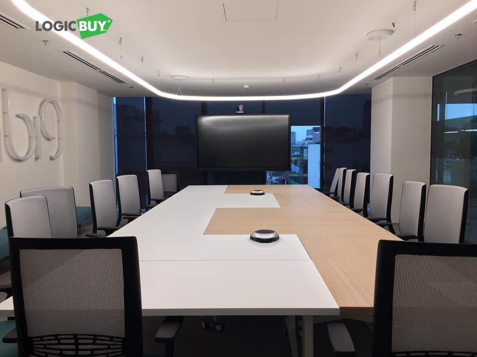 LogicBUY bàn giao gói thầu tòa nhà văn phòng của Trung Thủy Group
