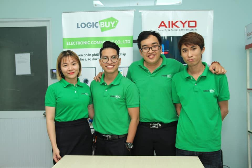 LogicBUY ra mắt Ban Công đoàn NK 2020-2021