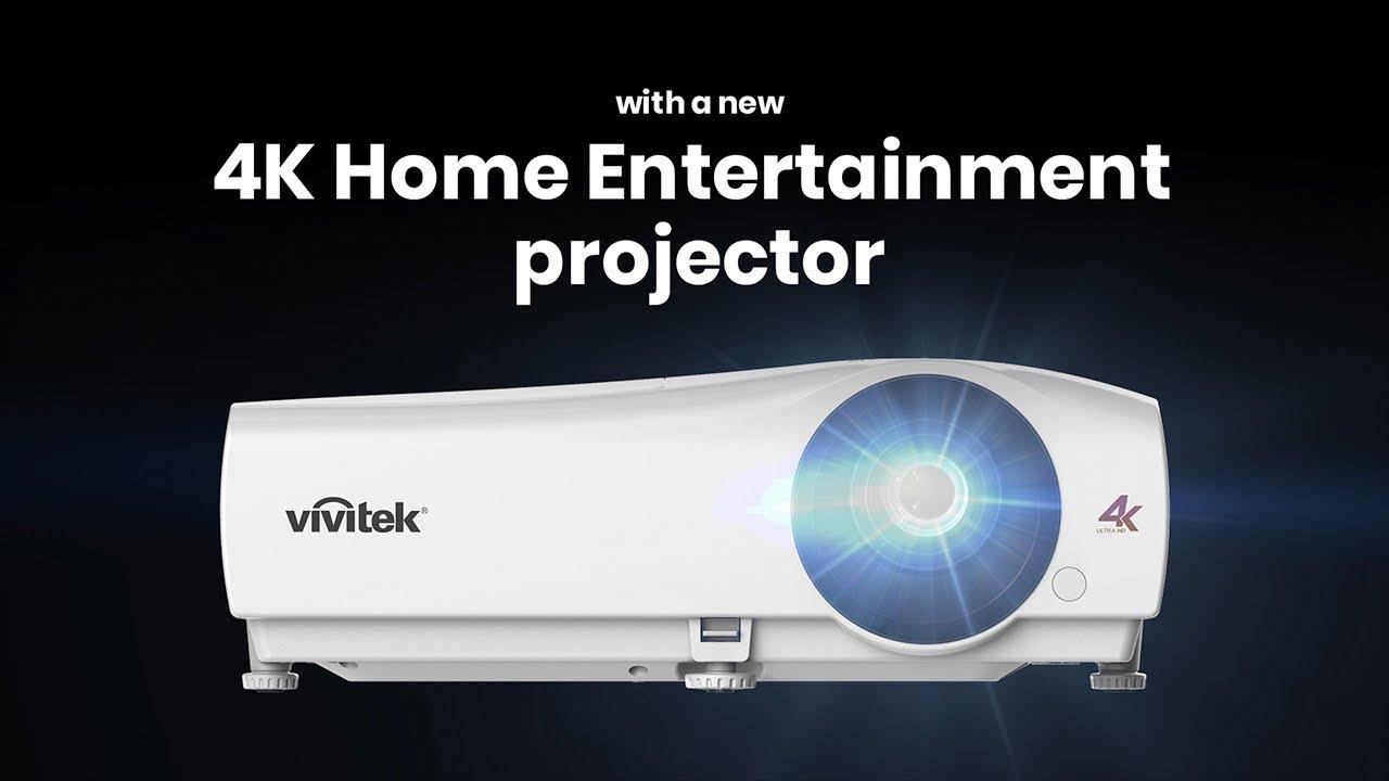 Vivitek HK2200 – Mẫu máy chiếu dành cho giải trí được ưa chuộng nhất năm 2020