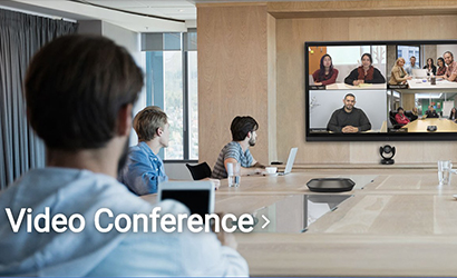 Phòng họp thông minh 4.0 – Giải pháp hội nghị truyền hình trực tuyến mới