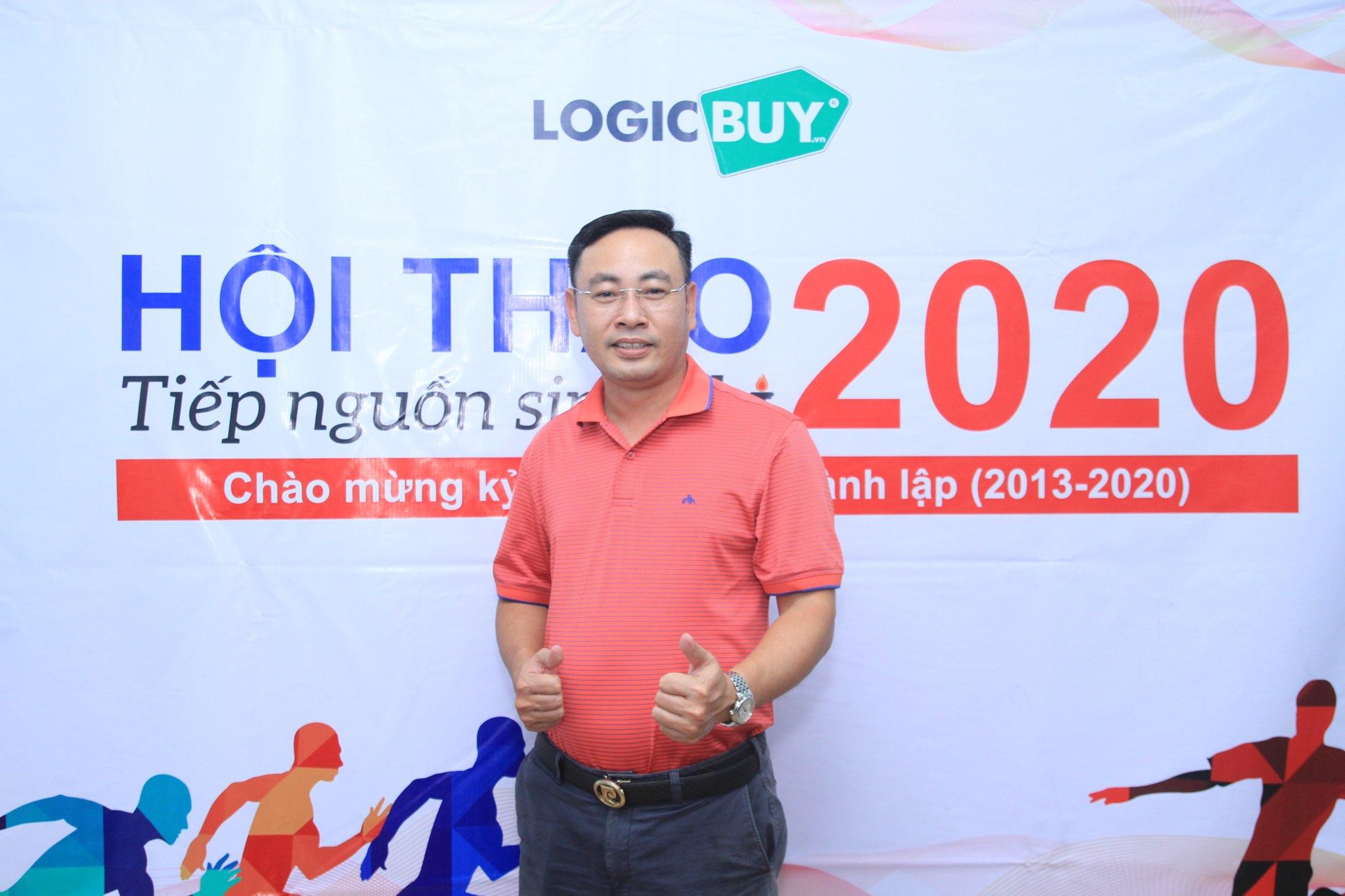 Chào mừng Kỷ niệm 7 năm thành lập LogicBUY