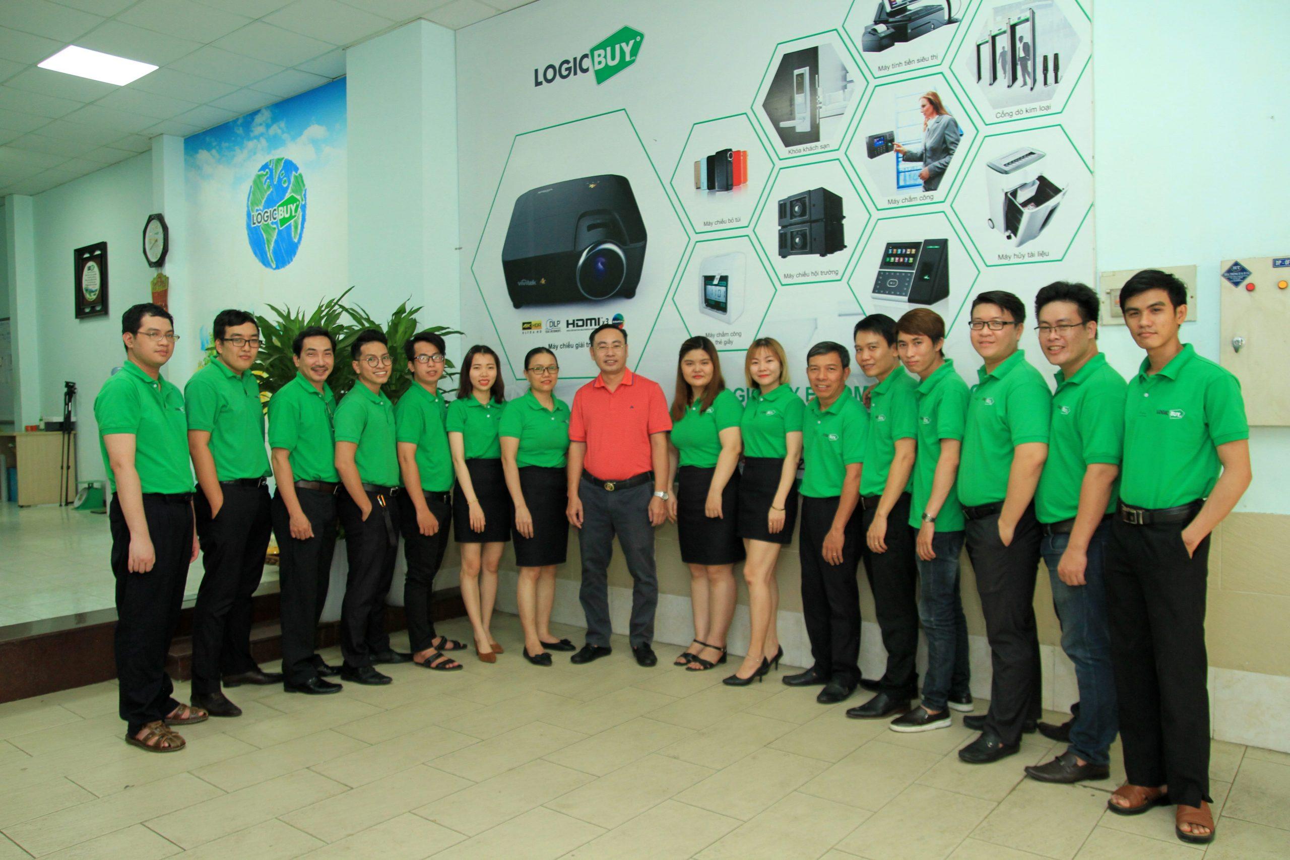 Kỹ niệm 7 năm ngày thành lập công ty LogicBUY (05/08/2013-05/08/2020)