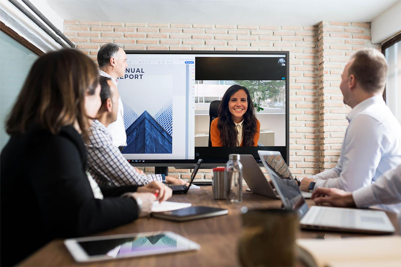 Lợi ích của màn hình tương tác trong giáo dục và đào tạo