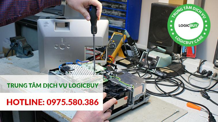 Trung tâm dịch vụ LogicBUY – Dịch vụ sửa chữa máy chiếu – Uy Tín – Nhanh Chóng