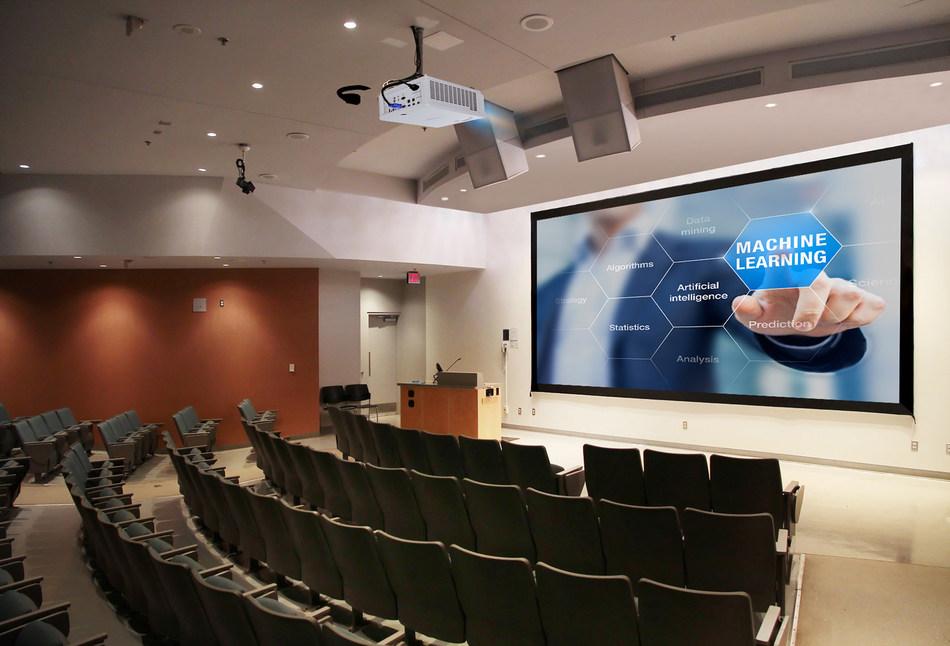 Máy chiếu nguồn sáng LASER – Bước đột phá trong ngành công nghệ trình chiếu
