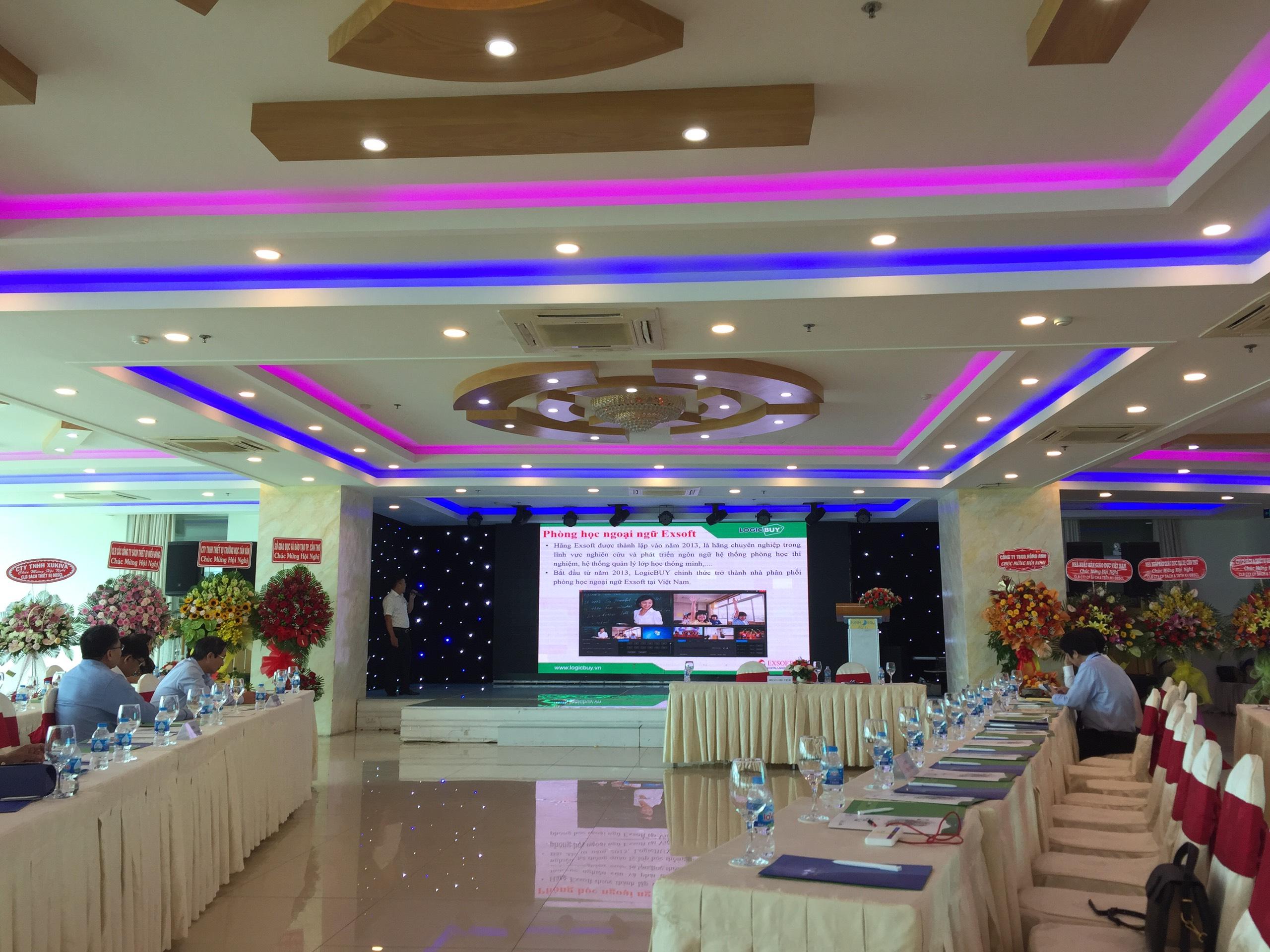 LogicBUY đồng hành cùng Hiệp hội các Công ty Sách và Thiết bị trường học tại Việt Nam
