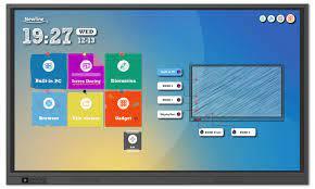 màn hình NewlineTT-8618RS 75″ TRUTOUCH RS