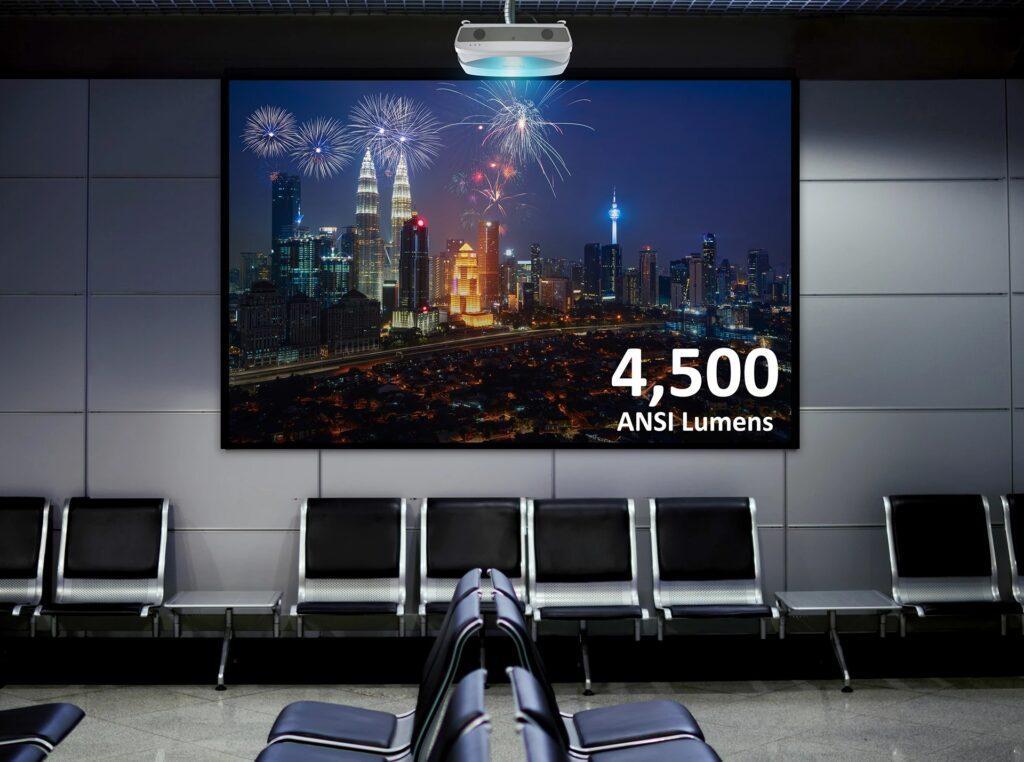 Máy chiếu ViewSonic LS831WU
