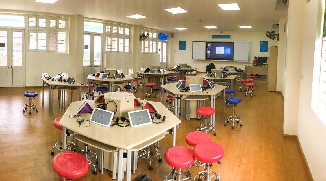 Lớp học thông minh Iot – Mô hình cho lớp học tương lai