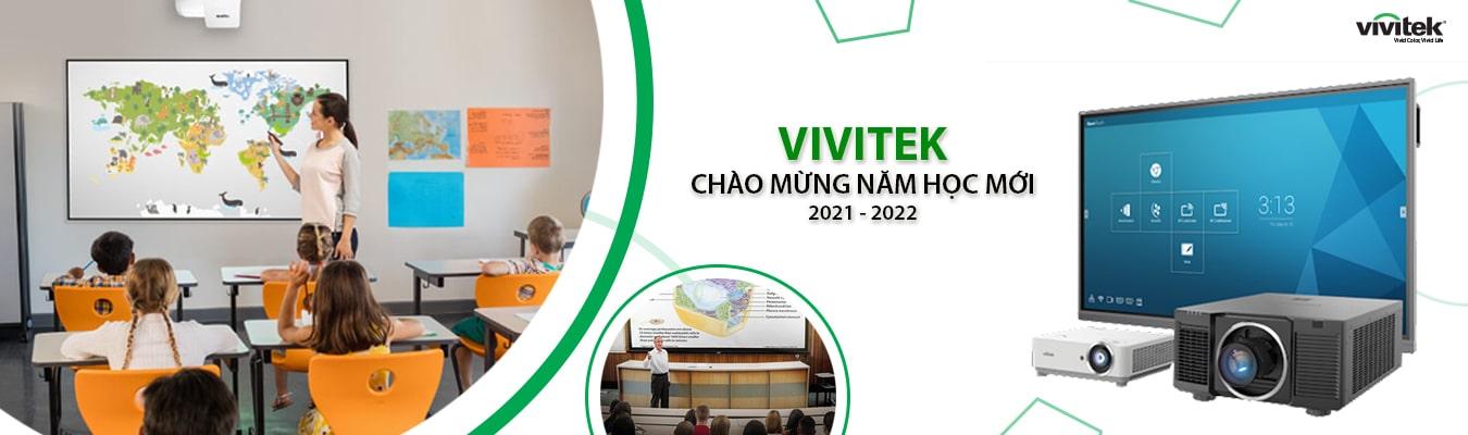 banner may chieu vivitek-min