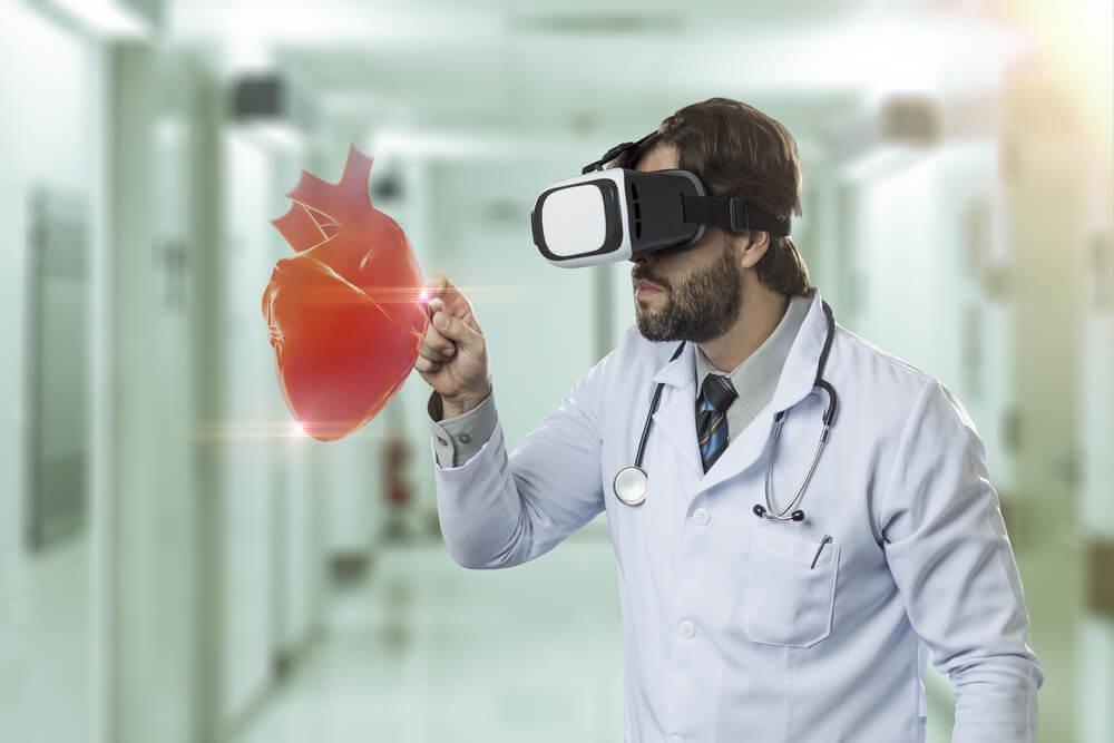 Công nghệ thực tế ảo giúp sinh viên y khoa thực tập an toàn