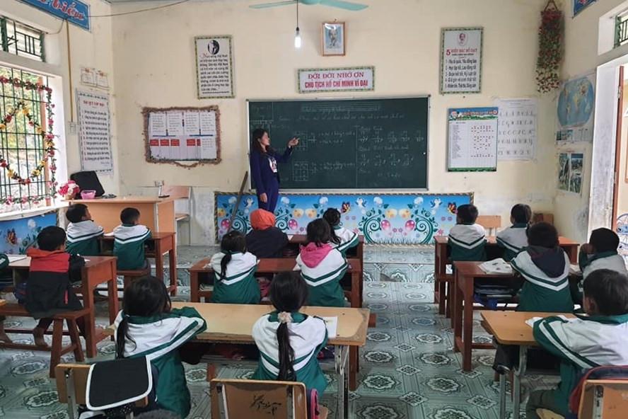 Cởi bỏ gánh nặng viết và in giáo án cho giáo viên