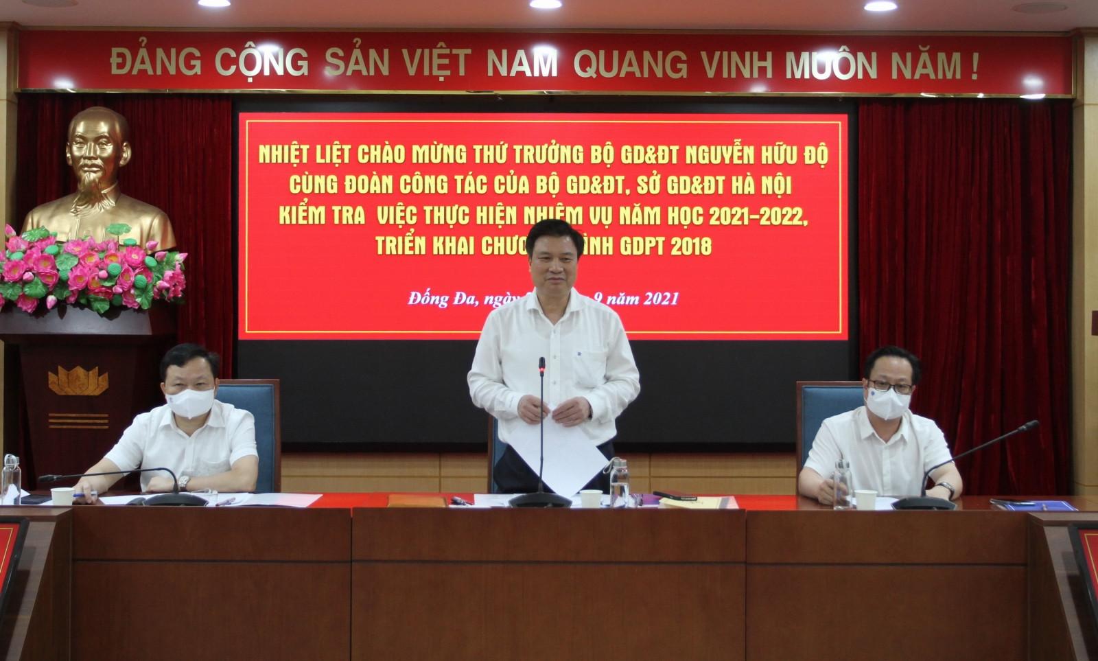 Hà Nội có nhiều sáng kiến tiên phong trong đổi mới dạy học